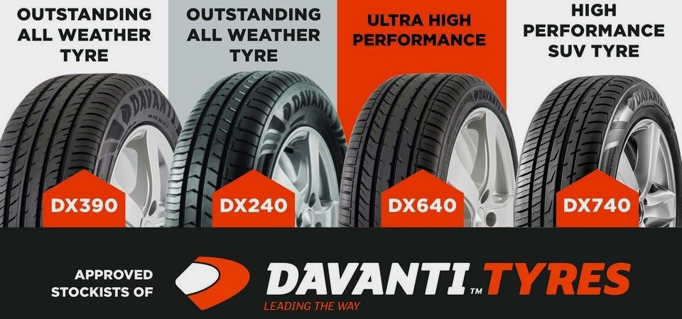Davanti Tyre Stockists in Wigton, Cumbria